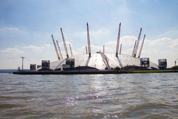 The O2 (Millennium Dome)