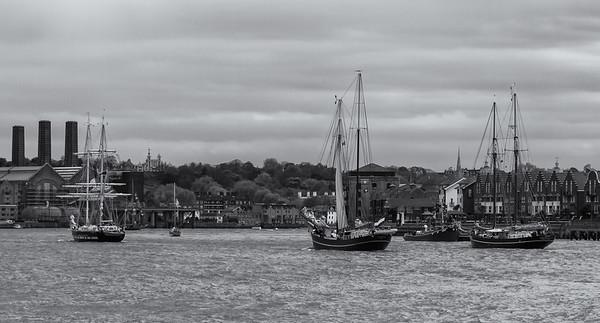 1931 - Zephyr Top Sail Schooner