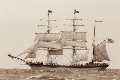 Tall Ship #4  Elissa