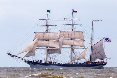 Tall Ship #3 Elissa