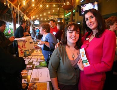 Tampa bay Ultimate Media Mixer, Green Iguana, Tampa, 1 27 11