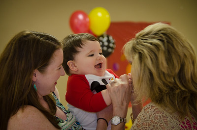 Tanner's 1st Birthday