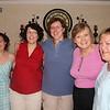 Andrea, Tanya, Lisa, Chris & DeeDee