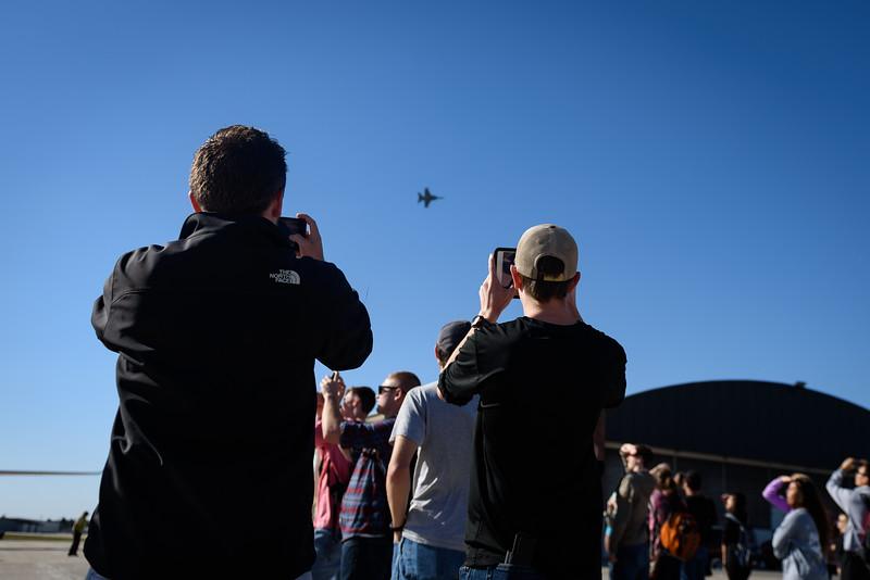 10/14/16 Tara Palmer Purdue Airport Visit