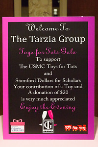 Tarzia Group Toys for Tots Benefit