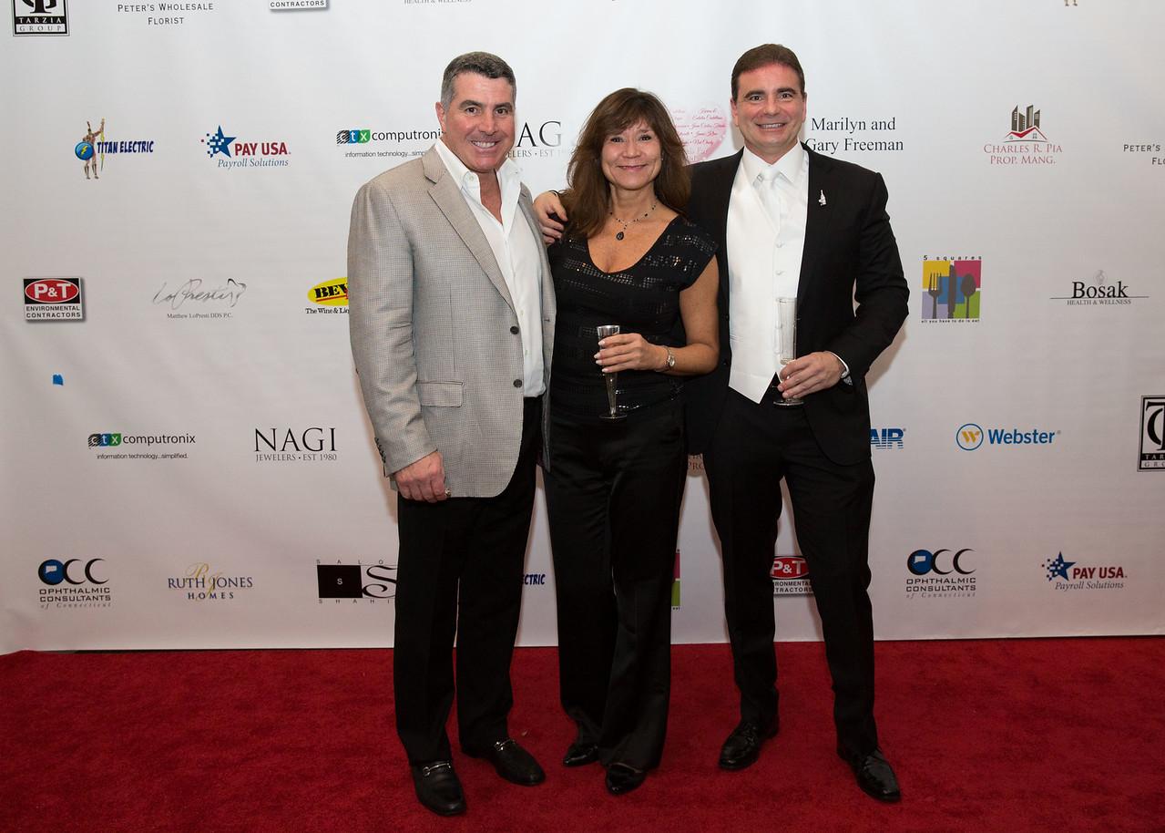 5D3_0772 Maurice Iudicone, Sonia Abarzua and Nicola Tarzia