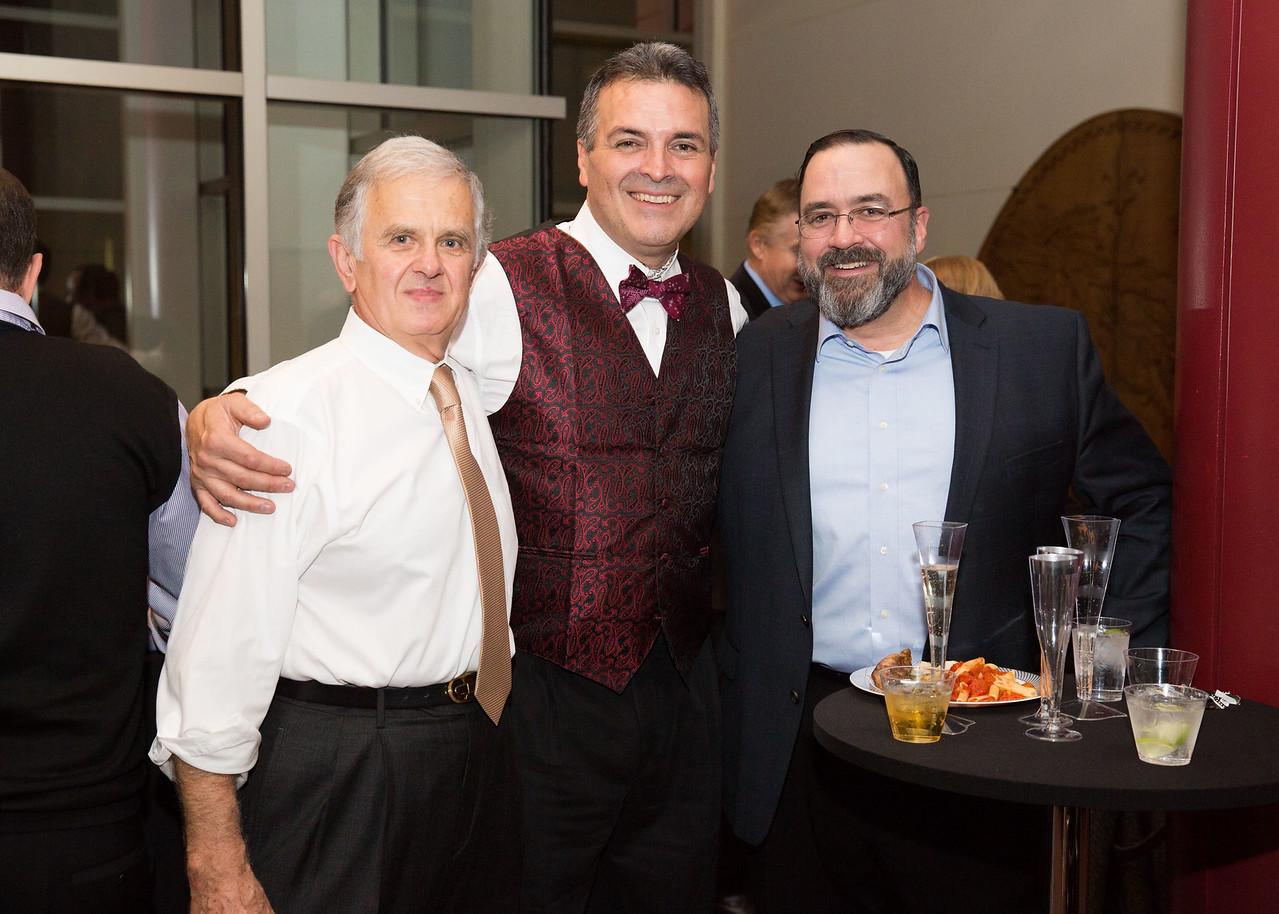 5D3_0895 Peri Karoubalis, Maurice Iudicone and Walter Dickson