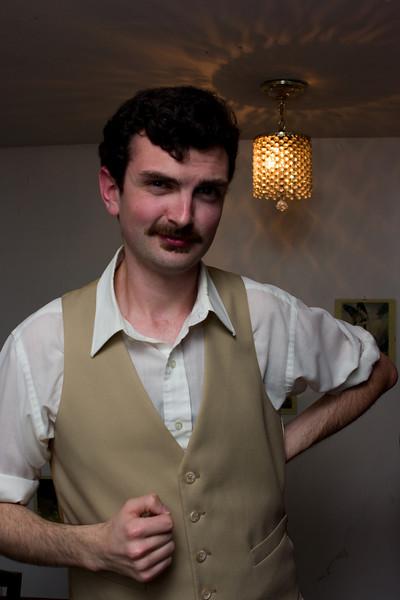 Snake Oil salesman.