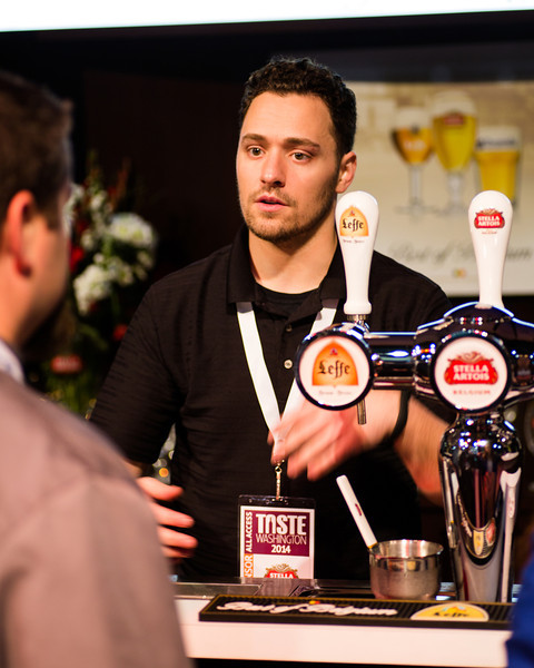 Good bartenders can explain the flavor profile, ingredients and history of their beers.