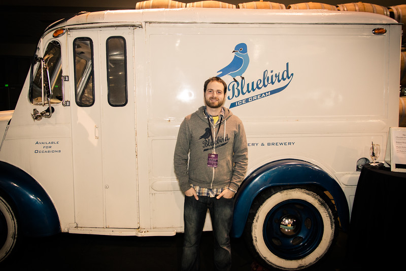 And our hosts for today....Josh Reynolds from Bluebird.