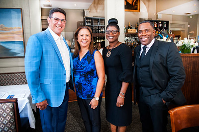 Taste of Bonterra - A Fine Dining Experience Hosted by Coach Ron Rivera benefitting The Second Harvest Food Bank of Metrolina 6-13-18 by Jon Strayhorn