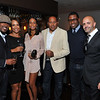 attends the Taste of Luxury Ace of Spade Champagne VIP Dinner at the 10 Degrees South Restaurant on September 26, 2010 in Atlanta, Georgia. The event was hosted by radio personality Frank Ski. Paras Griffin