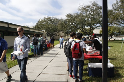 Taste of Soul Clearwater Campus Feb.2017