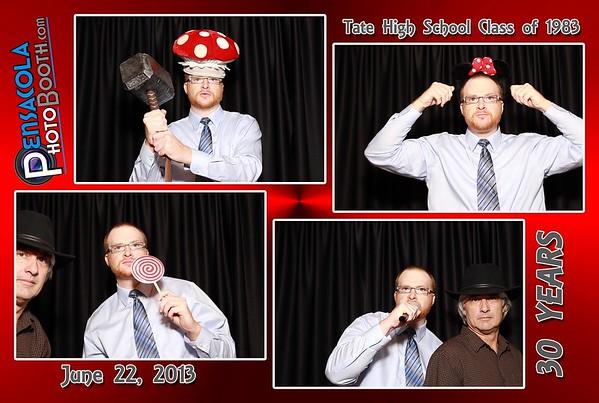 Tate High School 30 Year Reunion 06-22-2013