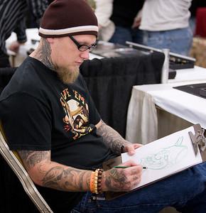 Tattoo Show 3/29/08