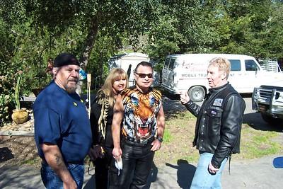 Tim, Gayle & Russ, Dave