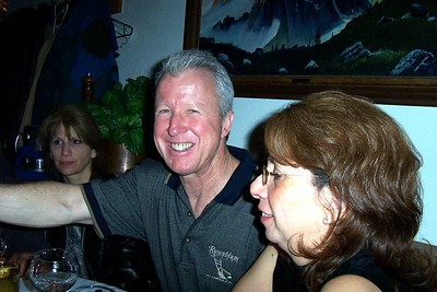 Craig & Marti at Russ' Birthday Dinner