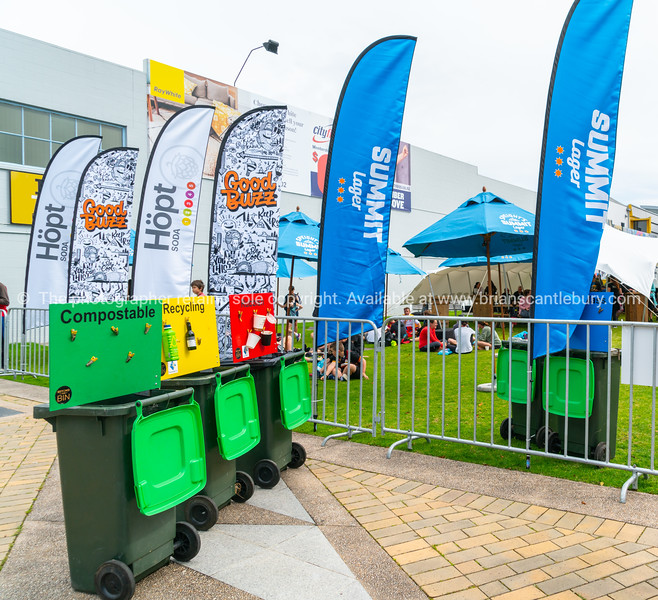environmentally conscious waste bins