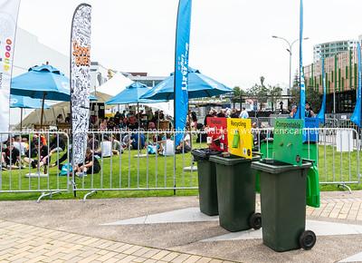 environmentally conscious waste bins