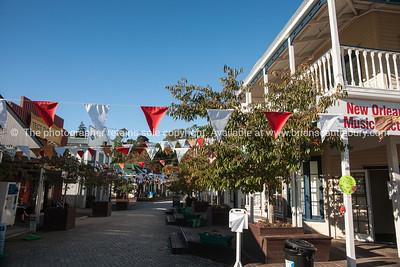 "Jazz Festival, Tauranga Historic Village street and crowd. Tauranga's ""New Orleans"". ALSO SEE; http://www.blurb.com/b/3811392-tauranga"
