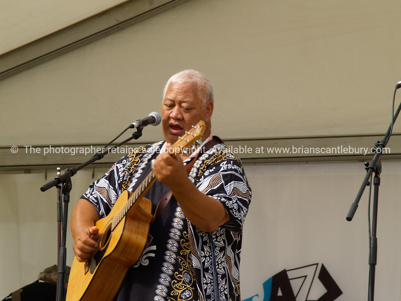 """National Jazz Festival, 2010, Tauranga. Musicians at Tauranga Historic Village. Blues singer, Perry Kohu. Tauranga is New Zealands 5th largest city and offers a wonderfull variety of scenic and cultural experiences. ALSO SEE; <a href=""""http://www.blurb.com/b/3811392-tauranga"""">http://www.blurb.com/b/3811392-tauranga</a>"""