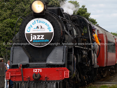 National Jazz Festival Tauranga 2010, Train. Tauranga is New Zealands 5th largest city and offers a wonderfull variety of scenic and cultural experiences. ALSO SEE; http://www.blurb.com/b/3811392-tauranga