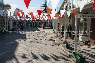 Jazz Festival-Street in Tauranga's Historic Village at the 50th National JAzz Festival, 2012. ALSO SEE; http://www.blurb.com/b/3811392-tauranga