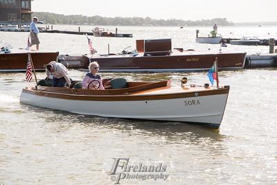 Tavares Antique Boat Show 2017