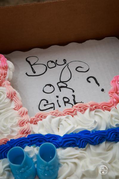 Taylor & Isaiah Gender Reveal
