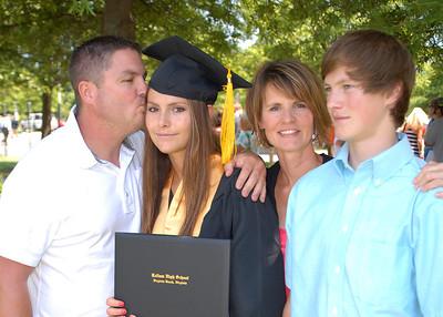 Taylor A. Vivier - Graduation