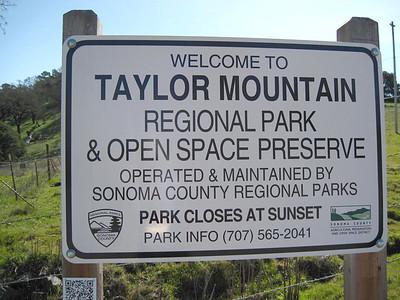 Taylor Mountain Regional Park