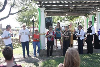 Taylor Texas Main Street 10th Anniversary Party