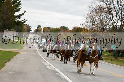 Taylor Oberlin Procession