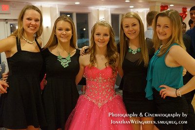 Taylor's Sweet 16