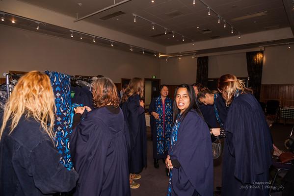 Te Wananga Graduation  2015 Wanaka