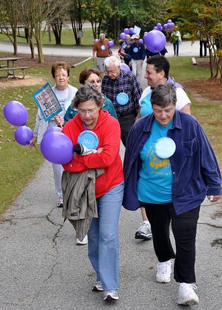 Team Durant ALS Walk