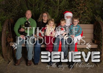5x7 Magic of Christmas
