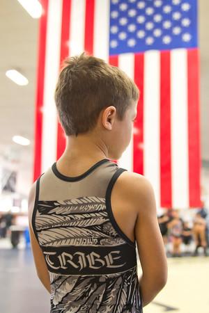 Team Tribe Wrestling 2015 Tournament
