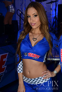 Alexia Cortez at Long Beach Grand Prix 2013