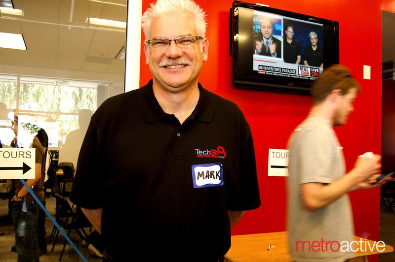 CEO Mark Hatch<br /> Photos by Annalisa Hackleman