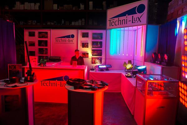 Techni-Lux, 25th Aniv Open House, Orlando FL 1 14 2016