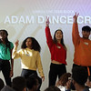 Lowell Community Health Center Teen BLOCK's RevoYOUTHtion youth conference. From left, Adam Dance Crew members Grace Njogu, 21, Esmeralda Nova-Silva, 17, Cindy Nguyen, 16, and Brandon Im, 16, all of Lowell. (SUN/Julia Malakie)