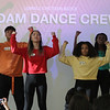 Lowell Community Health Center Teen BLOCK's RevoYOUTHtion youth conference. From left, Adam Dance Crew members Brandon Im, 16, Cindy Nguyen, 16,  Esmeralda Nova-Silva, 17, and Grace Njogu, 21, all of Lowell. (SUN/Julia Malakie)