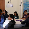 Lowell Community Health Center Teen BLOCK's RevoYOUTHtion youth conference.  (SUN/Julia Malakie)