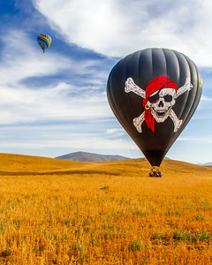 """This Balloon is Brought to You by the Letter """"Arrrrr!"""""""