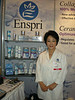 Captain of Enspri Skincare.