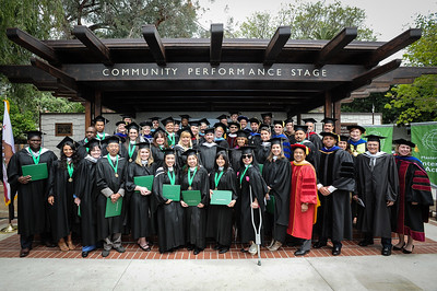 Claremont Lincoln University Graduation, April 2016  Nancy Newman Photography NancyNB@earthlink.net