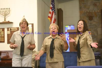 Choir Rehearsel - TBS