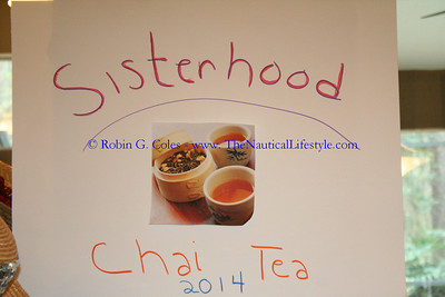 TBS Sisterhood Tea 2014