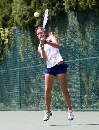 Tennis Match @ the Harley School